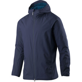 Houdini Wisp Jacket Men blue illusion